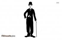 Buckbeak Silhouette | Harry Potter Character Clipart