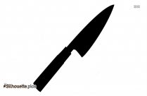 Knives Clipart Silhouette Vector And Graphics
