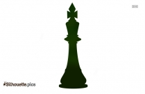 Chess Piece Silhouette Image