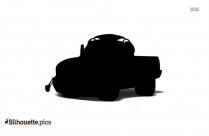 Cars 3 Chick Hicks Silhouette