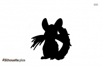Chinchilla Baby Silhouette