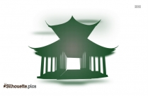 Chinese Girl Clipart Silhouette