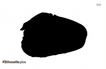 Chinese Cabbage Silhouette