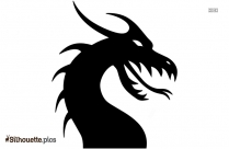 Dragon Silhouette Image And Vector