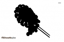 Chinese Hair Stick Pin Silhouette