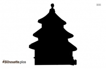 Church Silhouette Image And Vector