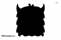 Chore Monster Silhouette