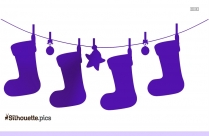 Decorations Clipart Ribbon Silhouette