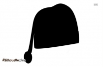 Christmas Elf Hat Clipart Silhouette