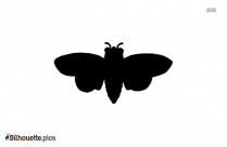 Bee Silhouette Illustration