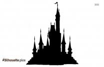 Cinderellas Caslet Clip Art Silhouette