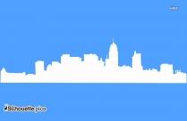 Gotham City Clipart Silhouette