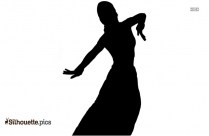 Classical Dance Silhouette
