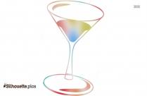 Medici Highball Glass Silhouette