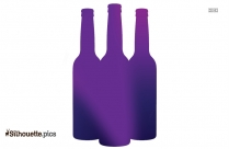 Clipart Beer Bottle Silhouette