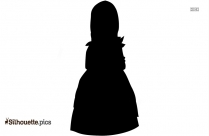 Stuffed Doll Clip Art Silhouette
