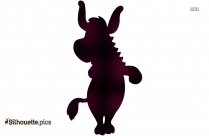Tapeworm Silhouette Clipart