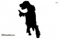 Drever Dog Breeds Silhouette Image