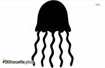 Clipart Jellyfish Silhouette