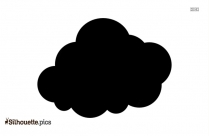 Cloud Icon Silhouette Images
