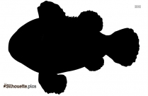 Perch Fish Silhouette Image
