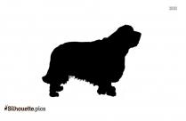 Husky Dog Clip Art, Silhouette