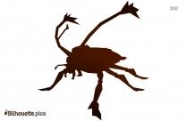 Hemiptera Silhouette Free Vector Art