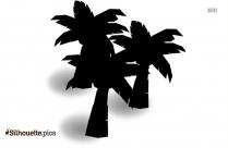 Mango Tree Silhouette Art