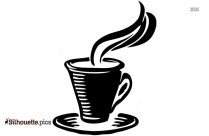 Coffee Clip Art Silhouette