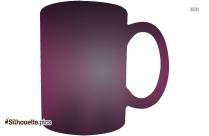 PNG Mug Silhouette