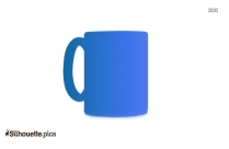 Coffee Cup Silhouette Free Vector Art