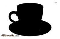 Coffee Cup Silhouette Svg
