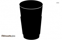 Coffee Cup Silhouette Vector And Graphics