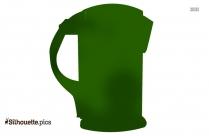 Crockpot Silhouette Clipart