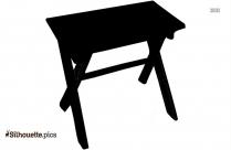 Kitchen Table Clip Art Free Silhouette