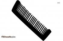 Comb Illustration Silhouette