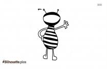 Cartoon Dress ClipArt Silhouette