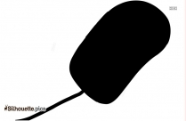 Computer Mouse Clipart Silhouette