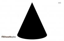 Cone Shape Silhouette Picture