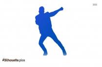 Conga Dance Clipart Silhouette Art