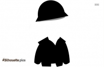 Contractor Silhouette Image And Vector