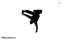 Hula Dancing Clipart Silhouette