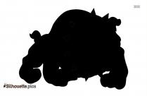 Beagle Icon Silhouette