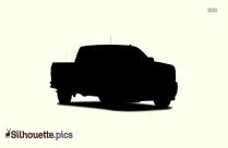 Silhouette Van
