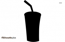 Cool Drinks Silhouette