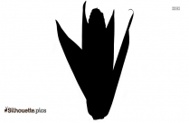Corn Silhouette PNG