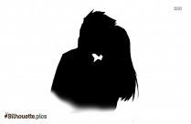 Hugging Silhouette Vector And Graphics