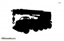 Crane Toy Silhouette Clipart