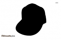 Crazy Hat Silhouette For Download