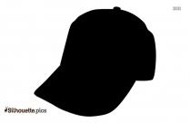 Cowboy Hat Silhouette Art